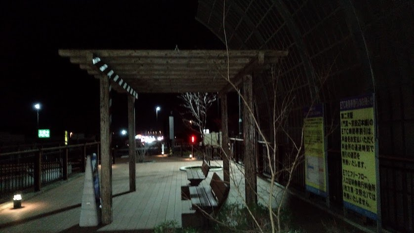 ZenFone3 夜景