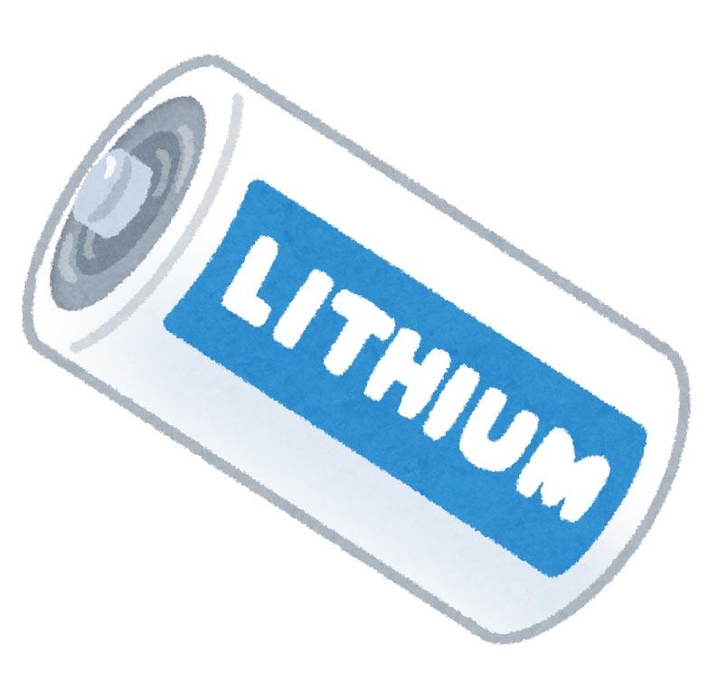 リチウム二次電池