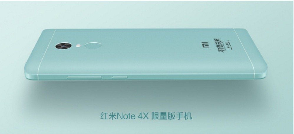 Redmi Note 4X 初音ミクコラボ