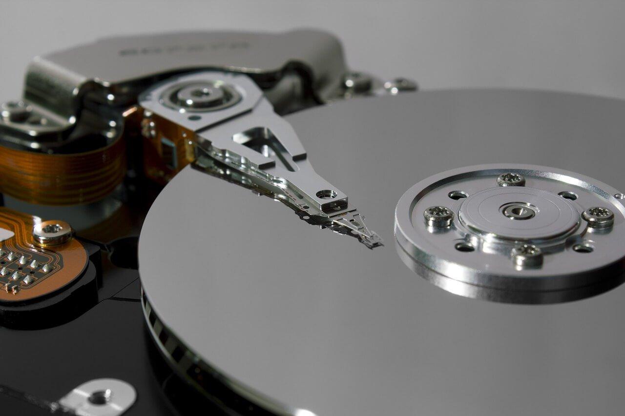 FreeNAS HDD交換