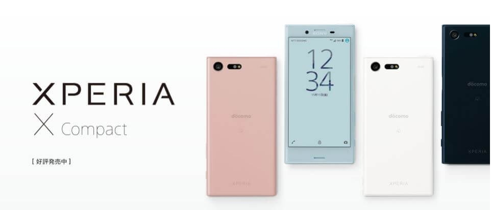 Android Xperia X Compact