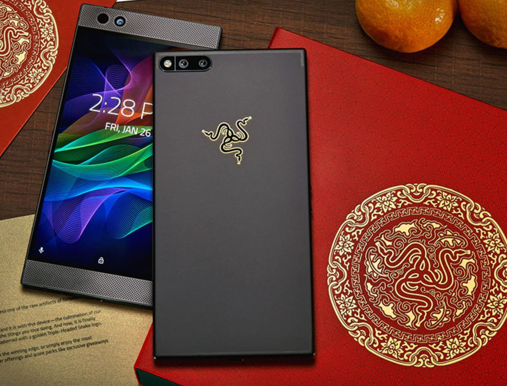 Razer Phone 日本語版