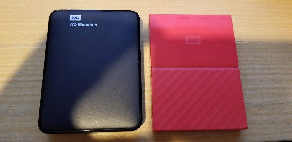 Western Digital の外付けHDDが安い、Amazonが価格.com最安値を叩き出す