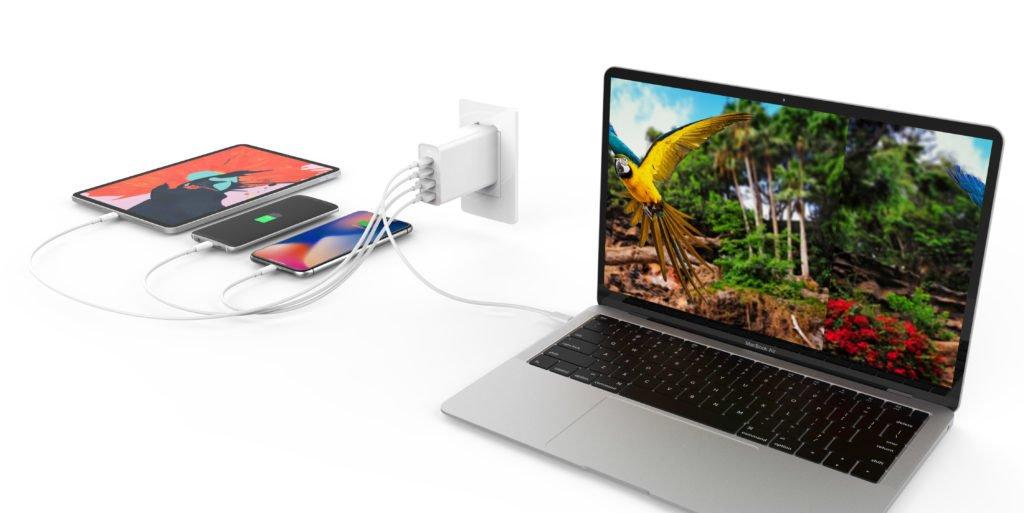 【USB PD対応】あのHYPER JUICEが世界初のGaN 100W USB充電器を制作へ、Kickstarterで出資募集中
