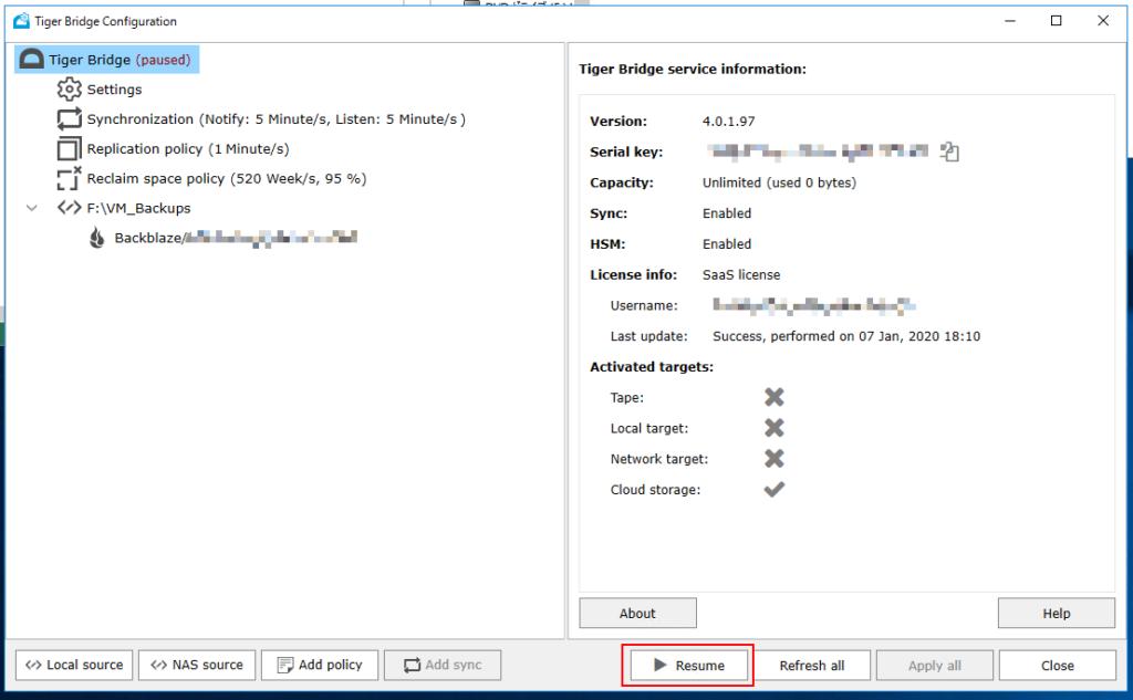 バックアップサーバのデータを簡単にBackblaze b2 cloudへ、3-2-1ルールで的確なバックアップを