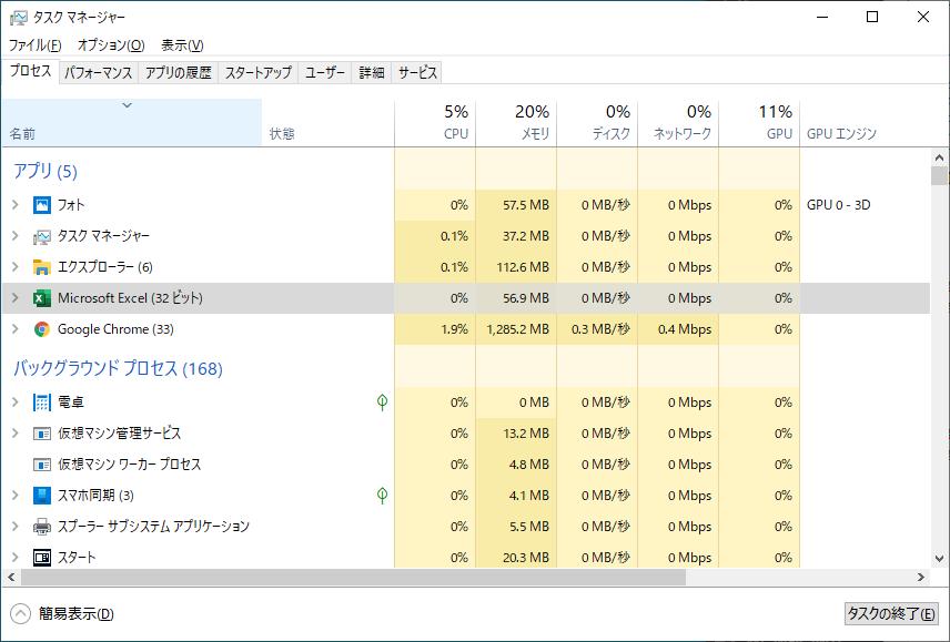 🔰 Windowsで固まってしまったアプリを強制終了したい
