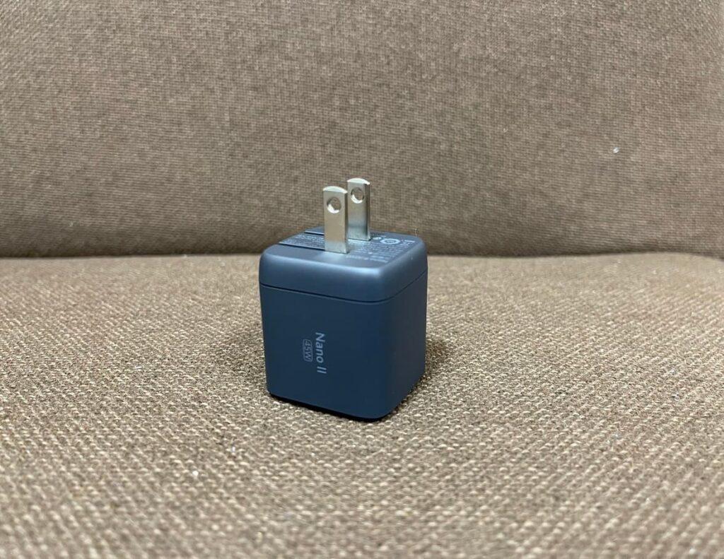 えげつないほど小さい、Anker Nano II 45W