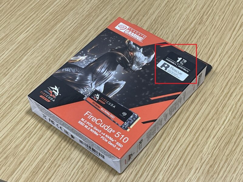 【PR】高耐久で長期保証が光るSSD、FireCuda 510を触ってみた